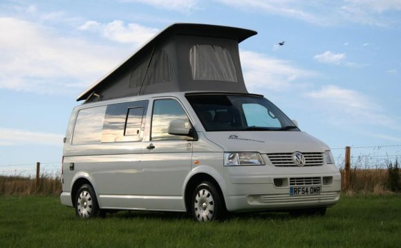 Campervan Hire North Yorkshire